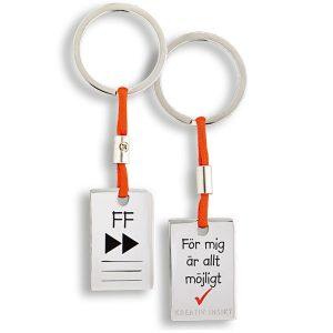 Nyckelring Play FF