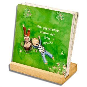 Inspirationskort för barn Kreativ Insikt